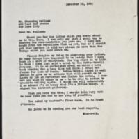 Letter 070