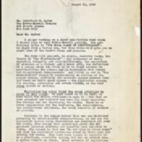 Letter 087, pg. 1