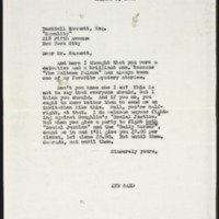 Letter 050