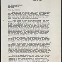 Letter 057, pg. 1