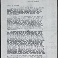 Letter 109, pg. 1