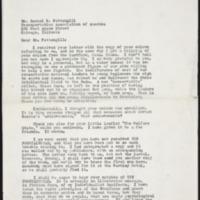 Letter 078, pg. 1