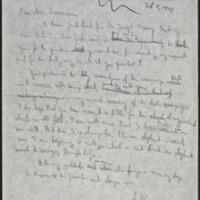 Letter 051