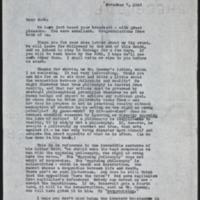 Letter 103, pg. 1