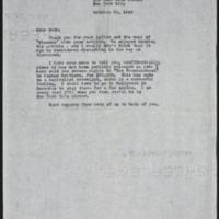 Letter 101