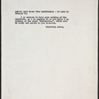 Letter 054, pg. 2